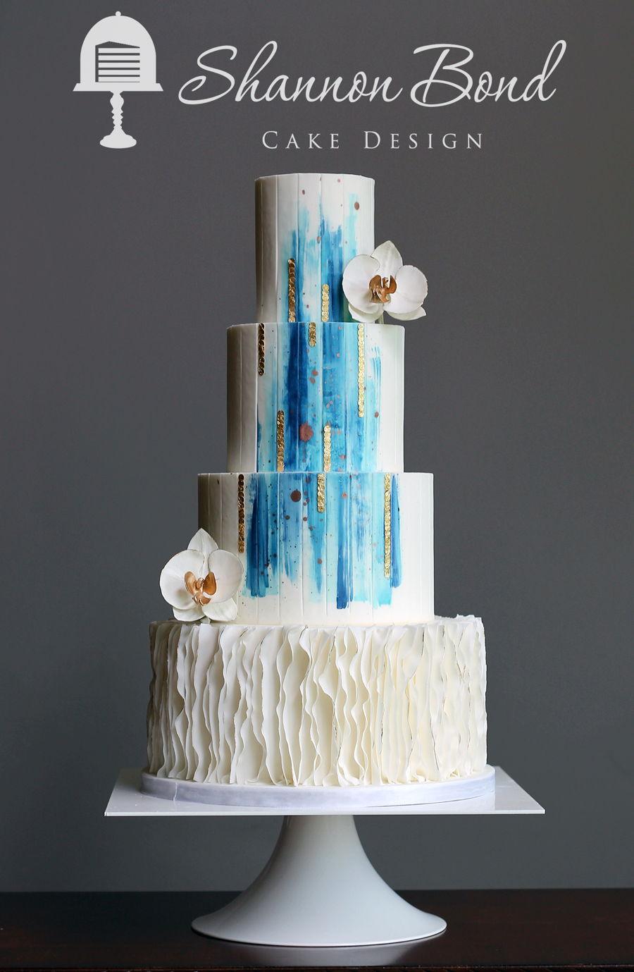 Modern Birthday Cake Recipe