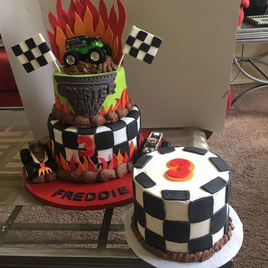 Monster Jam Cakecentral Com