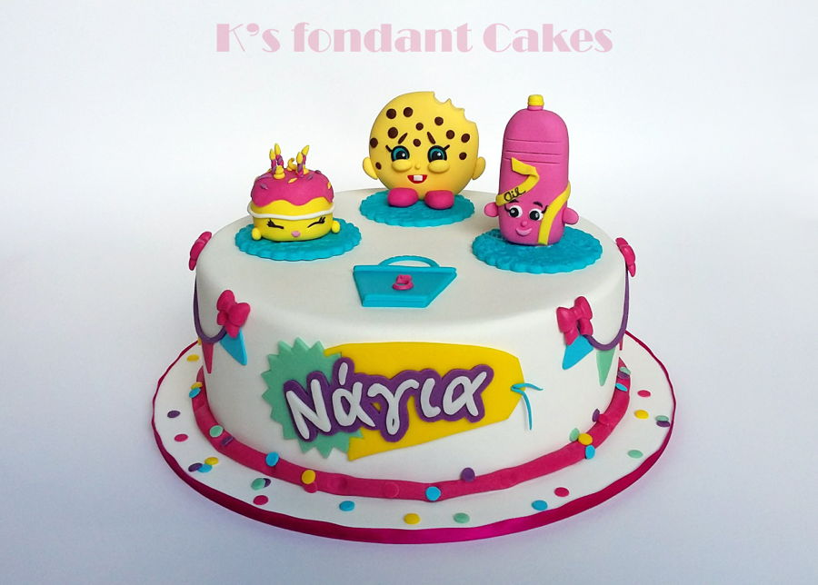 Shopkins Cake on Cake Central