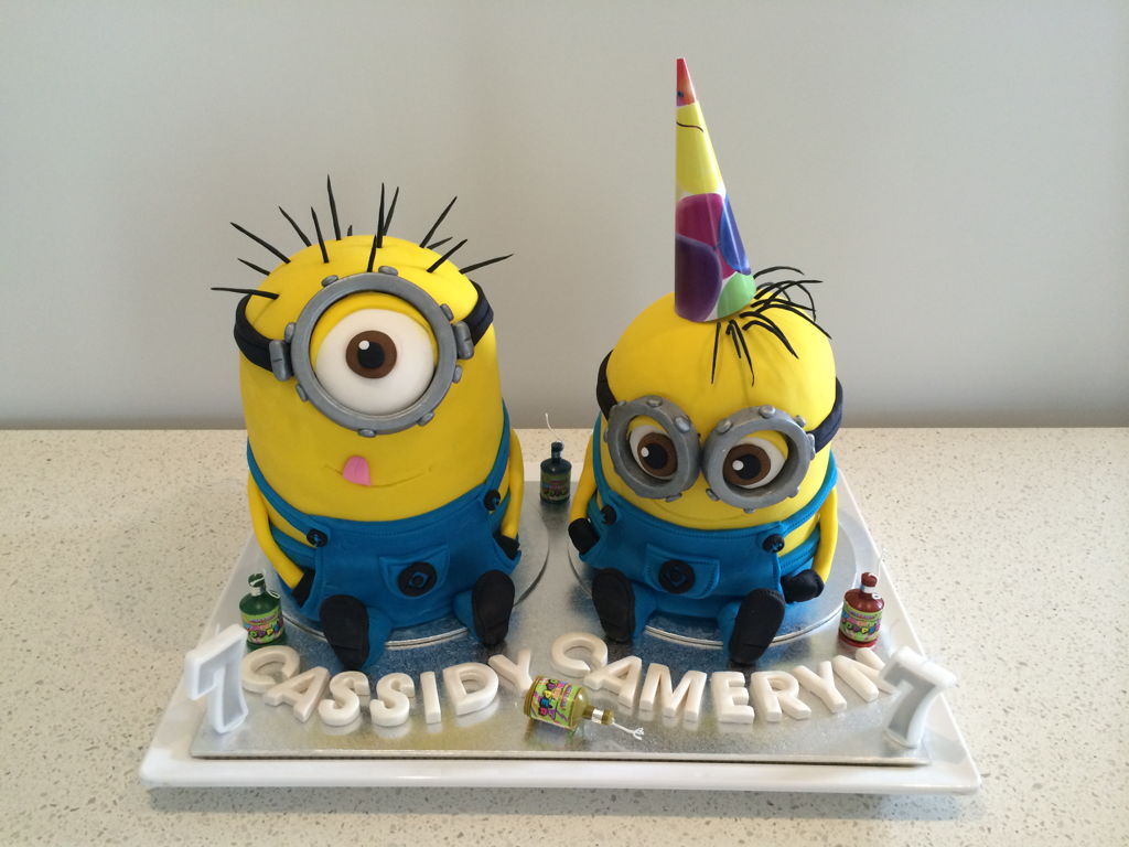 Minion cake cakecentral baditri Image collections