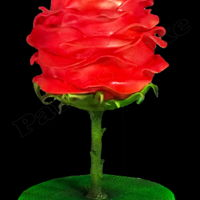 3D Cake Rose ! Structured Cake 3D