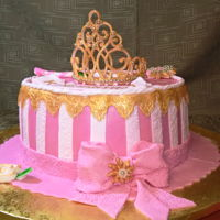 Birthday Cake Tiara