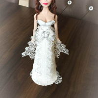 Bride Figure bride figure with fondant