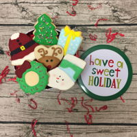 Christmas Cookie Christmas cookie gift