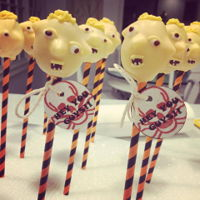 Sloth Cake Pops Goonies for the win.