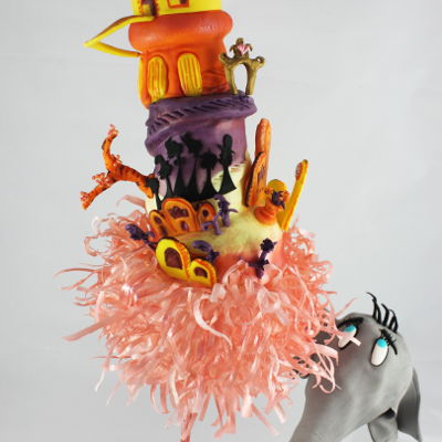 Dr Seuss Collab-Horton Hear's A Who! on Cake Central