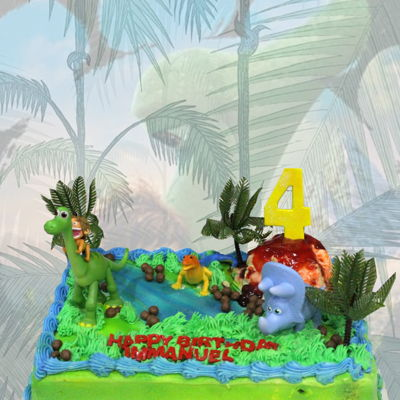 The Good Dinosaur   The Good Dinosaur Sheet Cake