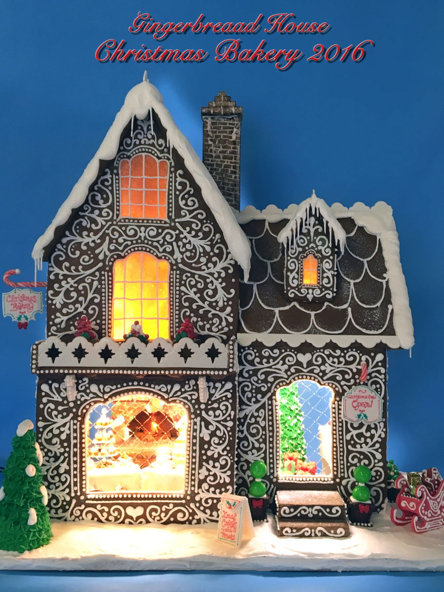 Gingerbread House Decorating Ideas For Christmas