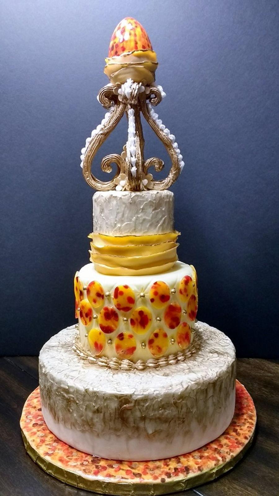 Joshua John Russell Cake Recipe