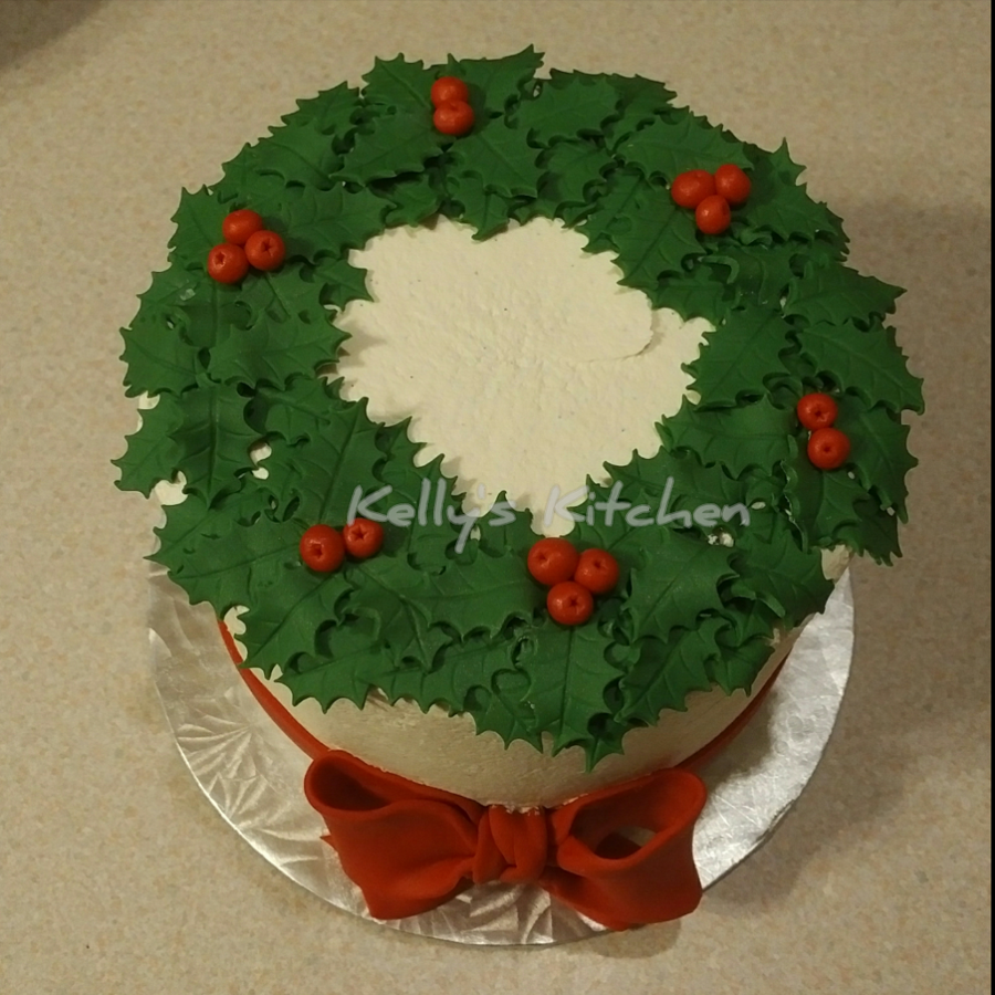Simple Christmas Cakes - CakeCentral.com