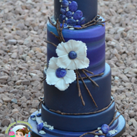 Geology Rocks! This four tier stunner was created for Renshaw Americas to display at their International Baking Industry Exposition (IBIE) booth This is a...