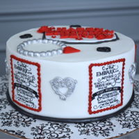 Her Favorite Things Fashion, Jesus and Jewelry. Cookies and cream cake
