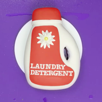Laundry Detergent Cake A Laundry Detergent Bottle all cake made for a Jet.com Commercial