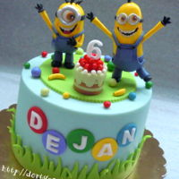 Minions For a boy who likes minions
