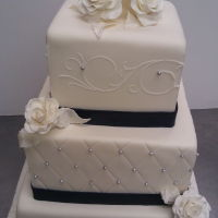 Wedding Cake 3 tier wedding