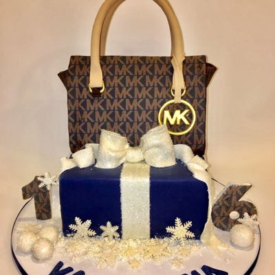 Mk Winter Sweet 16 Cake