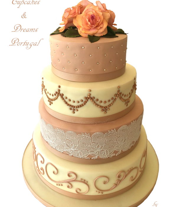 Beach Cake Decorating Photos