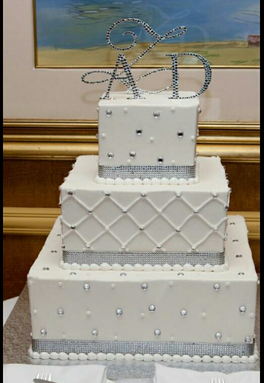 sizes of 3 tier wedding cake 3 tier square cake 20170