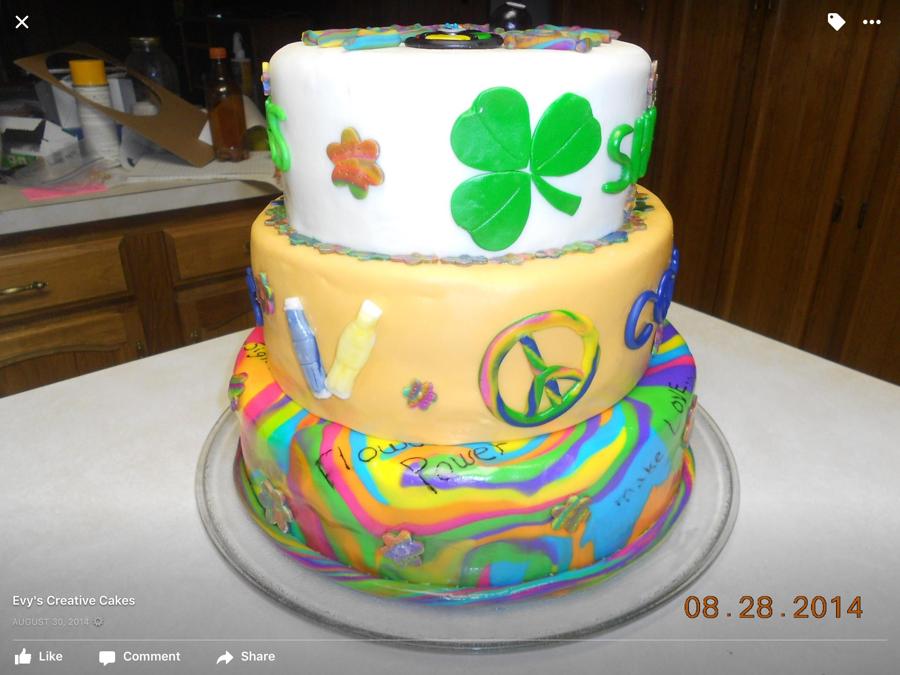 Cake Design For Class Reunion : Class Reunion Cake - CakeCentral.com