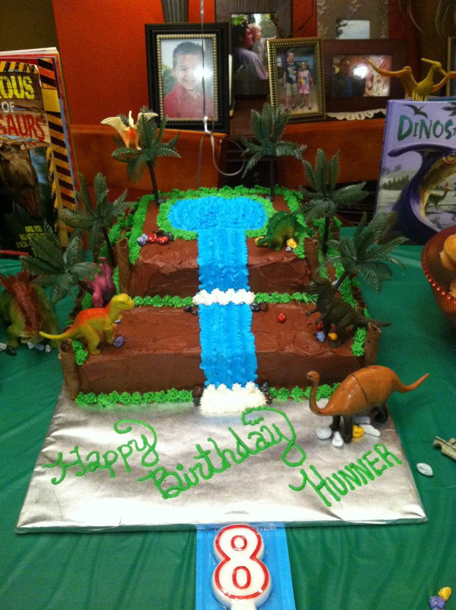 Jurassic Park Cake Cakecentral Com