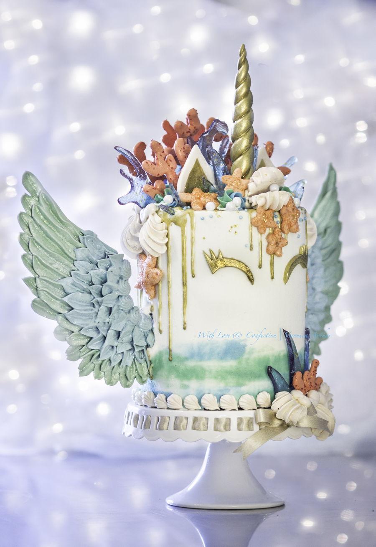 Image Result For Cake Decorating Ideas Unicorn