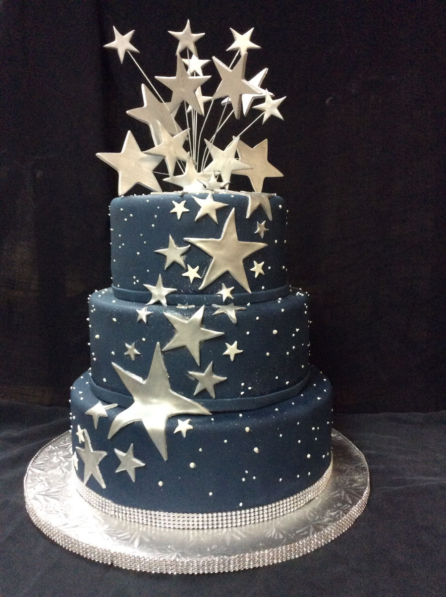 Night Stars Cakecentral Com