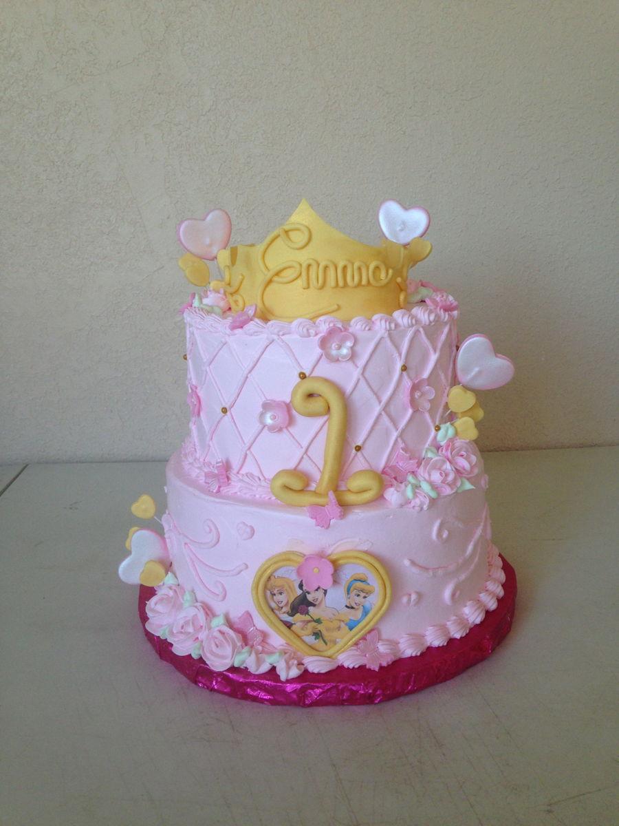 Cool Princess Birthday Cake Cakecentral Com Funny Birthday Cards Online Inifodamsfinfo