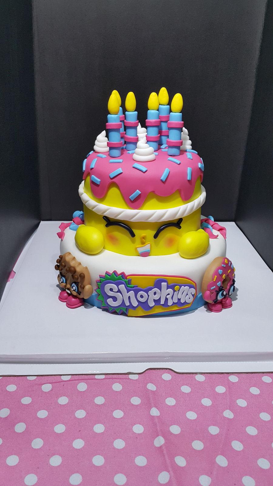 Shopkins Cake Cakecentral Com
