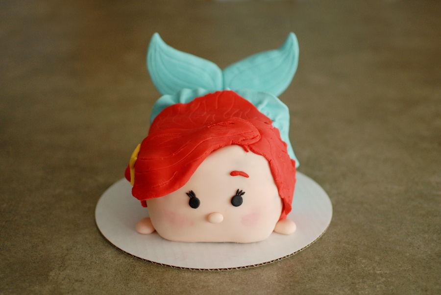 Tsum Tsum Ariel Cakecentral Com