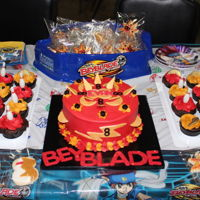 Beyblade And Bowling Beyblade Happy 8th bday Evan