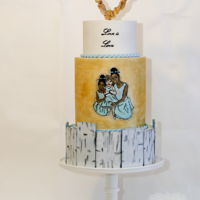 Cuties Love Is Love Collaboration For this cake collaboration I was truly inspired by children's love. To them it doesn't matter if they have the same color skin...