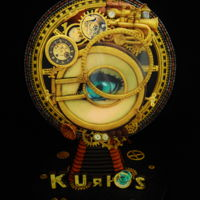 Kurios - Cirque Des Gâteaux Hi lovely people!!!I just realize that I have several collaboration pieces from last year that I never got to share them here…So...