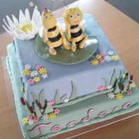 Maya The Bee for my little girl