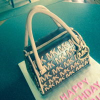 Michael Kors Purse Michael Kors purse cake
