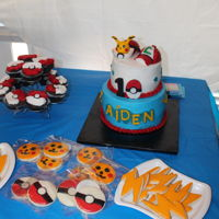 Pokémon 10Th Bday Pokémon 10th bday for Aiden