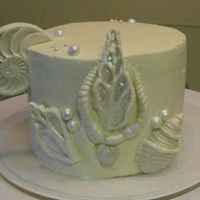 Seascape Cake Donated for our community centers crab feed fundraiser. Happy it went for $550.00 at the live auction.