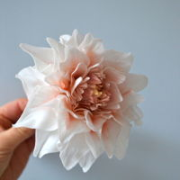 Tutorial - Cafe Au Lait Dahlia Another shot of my Cafe Au Lait Dahlia made for my new dahlia tutorial, available to purchase and download in PDF format, covering tools,...