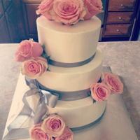 Wedding Pink & Grey Wedding