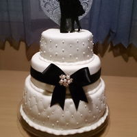 Wedding Cake for my friends