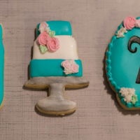 Wedding Cookies Wedding Cookies