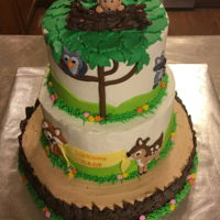 Woodland Critters Baby Shower Woodlands Critters Baby Shower