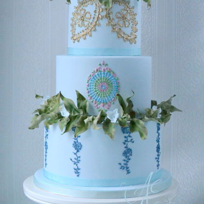 Esmee Wedding Cake