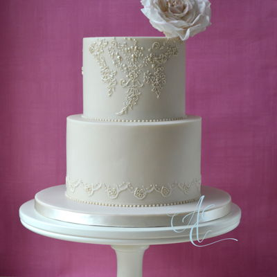Julia Wedding Cake