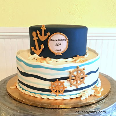 Nautical Birthday Celebration