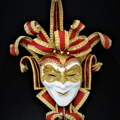 Venetian Carnival Cakers Collaboration