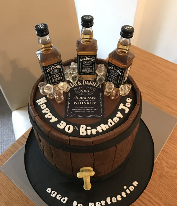 Recipes For Irish Whisky Cake