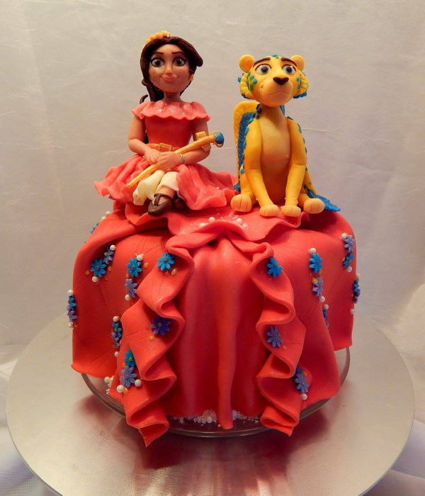 Elena Of Avalor Cakes