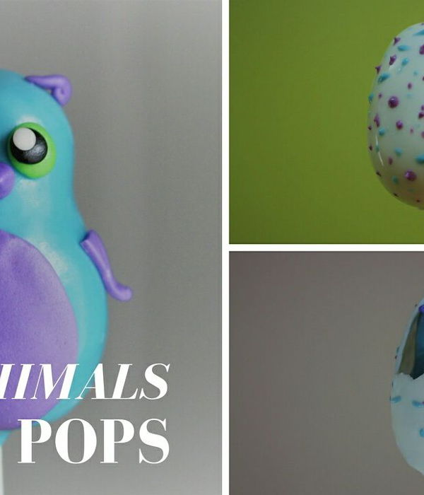 Hatchimals Cake Pop Tutorial!
