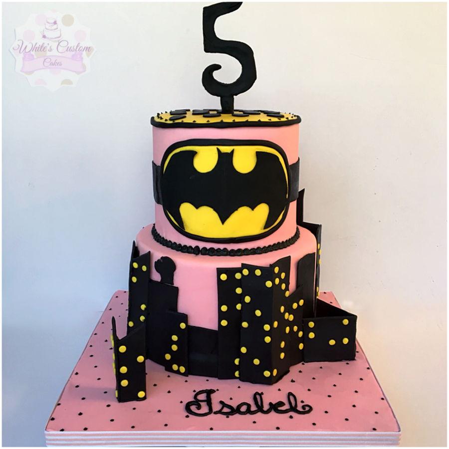 Batgirl Cakecentral Com