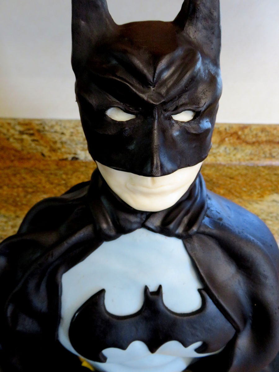 Batman Birthday Cake For Hubby